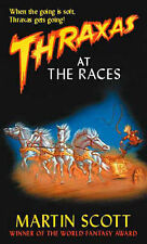 Thraxas at the Races (The Thraxas Novels)-ExLibrary
