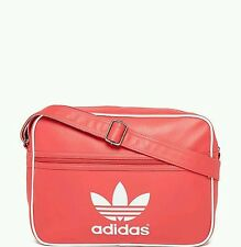 ADIDAS Originals Messenger Bag Rosa/Bianco