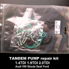 Fuel vacuum tandem pump repair kit / seals kit 1.2TDI 1.4TDI 1.9TDI 2.0TDI