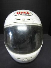 Vintage Bell Pro-Star Snell 90 Liftable Full Face Vented Helmet - Rare - 7-5/8