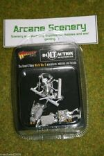 Bolt Action US Army 50 CAL HMG TEAM Warlord Games 28mm