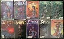 Fathom Comic Lot #1-8 Swimsuit Special + Michael Turner Top Cow Image 10 Issues