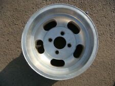 VINTAGE   FORD 4 LUG ALUMINUM WHEEL 13 X 7 MUSTANG FASTBACK COUPE CONVERTIBLE