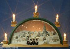 Schwibbogen Fa. Kolbe Seiffener Kirche Seiffen Erzgebirge NEU&OVP Lichterbogen