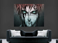 GAARA NARUTO MANGA LARGE PICTURE POSTER GIANT ART HUGE