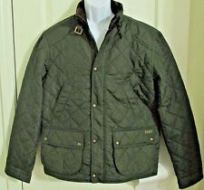 POLO RALPH LAUREN Forest Green Quilted Bomber Jacket Men's Size XL
