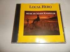 Cd  Local Hero von Ost und Mark Knopfler (1983) - Soundtrack