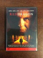 Red Dragon (DVD, 2003, Full Frame Collector's Edition)