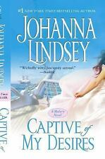 BUY 2 GET 1 FREE Captive of My Desires 8 by Johanna Lindsey (2007, Paperback)