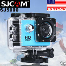 Sport MINI SJ5000 1080P HD DV Waterproof Camera Action Camcorder Car Cam Blue