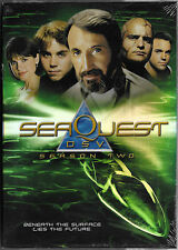 SeaQuest DSV: Season Two 2 (2008, 8-DVD Set) Roy Scheider, Rosalind Allen