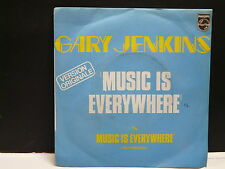 GARY JENKINS Music is everywhere 6172050