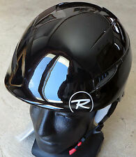 NEW $130 Rossignol Womens Skiing Winter Black Snow Ski Helmet Roxy Giro ladies