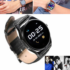 Wireless Bluetooth Smart Watche Wrist Watch Heart Rate Monitor For Android LG G4