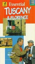 Essential Tuscany & Florence (Passport's Essential Travel Guides)-ExLibrary