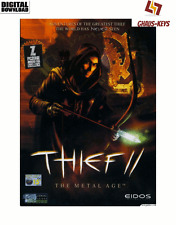 Thief II The Metal Age STEAM PC Key Download Code Neu Blitzversand [DE] [EU]