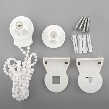 Window Treatments Blinds Shades Roller Blind Cluth Bracket Bead Chain 25mm Kit