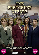 The Bletchley Circle . Complete Series 1 and 2 . Season 1-2 . 3 DVD . NEU . OVP