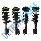 NEW (4) Quick Install Shock Absorbers Struts Springs Mounts 2004-2008 Grand Prix