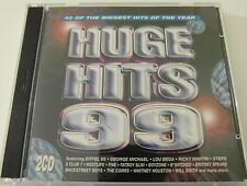 Various Artists - Huge Hits '99 ( Album x 2 CD`s ) Used very good