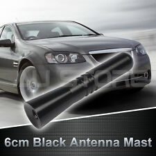 6cm Black Stubby Sting Antenna Aerial Car TOP Radio FM/AM Signal Reception Mast