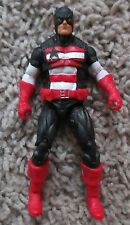 "MARVEL UNIVERSE U.S. AGENT CAPTAIN AMERICA 3.75"" INFINITE LEGENDS RARE"
