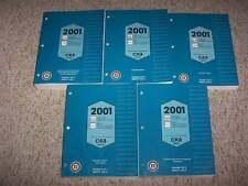 2001 Chevy Tahoe Shop Service Repair Manual LS LT 4.8L 5.3L V8