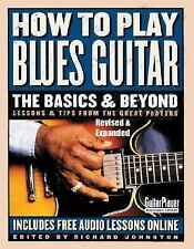 How to Play Blues Guitar - Second Edition