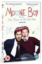 Moone Boy(Series one) [DVD], in New Condition, Chris O'Dowd, Steve Coogan, Johnn