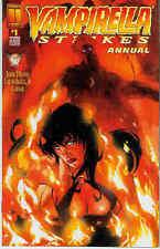 Vampirella Strikes Annual # 1 (alternate Adam Hughes cover) (USA, 1996)
