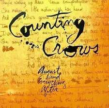 August And Everything After - Counting Crows CD GEFFEN RECORDS