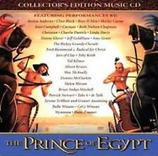The Prince of Egypt - Special 1998 Collector's Edition Music CD - USed