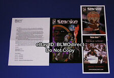 HTF 2000 Smoke 1 VF/NM Retailer Review Copy With Letter & Promo Cards Whats Next