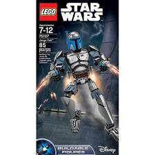 Damaged Packaging LEGO Star Wars Jango Fett 75107 Ages 7-12 85 Pieces