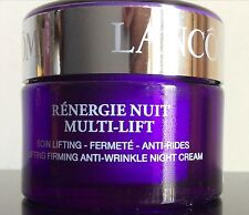Lancome Renergie Multi-lift Lifting Firming Anti Wrinkle Nuit Night Cream 15ml