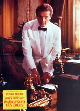 James Bond 007 A VIEW TO A KILL lobby cards 20 original vintage stills 1985