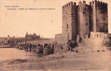 ESPAGNE SPAIN ESPAÑA CORDOBA torre de carraola puente romano foto señan chalado