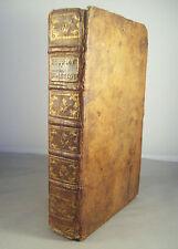 DICTIONNAIRE CLASSIQUE DE GEOGRAPHIE ANCIENNE / RELIURE CUIR 1768 LACOMBE