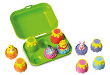 Tomy Winnie the Pooh Hide and Shake Hunny Pots Toddler Shape Sort Activity 72230