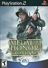 Medal of Honor: Frontline Front Line Playstation 2 PS2 * COMPLETE
