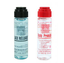 DAB-ON LACE WIG RELEASE & SCALP PROTECTOR 1.4OZ BY WALKER TAPE SET COMBO