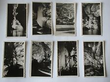 PADIRAC FRANCE VINTAGE BOOK OF 10 POSTCARDS AND 10 PHOTOS IN ORIGINAL SLEEVES