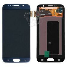 SBI Dark Blue Samsung Galaxy S6 SM-G920 LCD Touch Digitizer Full Screen Combo