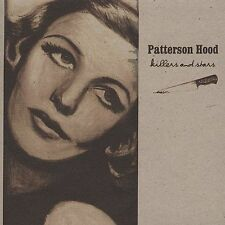 Killers and Stars by Patterson Hood (CD, May-2004, New West (Record Label))