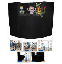 PROFESSIONAL MINISTRY PORTABLE POP UP PUPPET THEATER NEW WITH BAG PRESTO STAGE