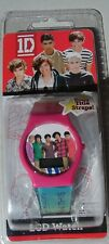 One Direction 1D LCD Watch - Song Title Strap - BRAND NEW