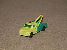 Vintage Lesney Matchbox Series No.13 Dodge Wreck Truck