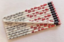 "24 ""Ladybug and Daisies""  Personalized Pencils"
