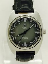 VINTAGE TISSOT SEASTAR GREY DIAL MANUAL WINDING 17 JEWELS (GREAT CONDITION)