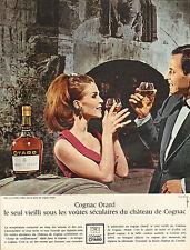 Publicité Advertising 1965  Cognac OTARD